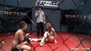 Big-tit Pornstars Phoenix Marie & Kelly Divine fucked in threesome