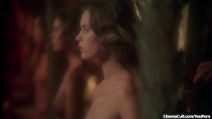 Corinne Cléry - The Story of O nude scene compilation