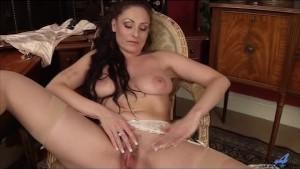 Amateur mom hairy pussy orgasm