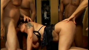 Token Slut Takes Four Dicks - X-Traordinary Pictures