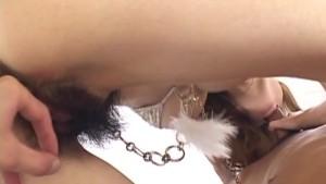 Uncensored Japanese Amateur Sex: Fugazi AMAZING Girl In Glasses Sex 2