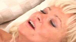 Cougar Gets a Big Black Cock and Anal Creampie