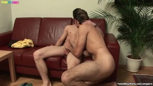 Latino Twinks Kosta and Miro sucking each others cock
