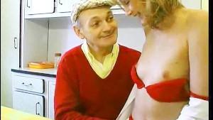 Papy seduces neighbor s wife