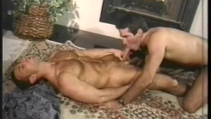 Fucking in Front of the Fireplace - Brute Films