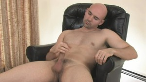 Bald Bro Jerking It - Mavenhouse