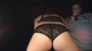 Booty upclose - DreamGirls