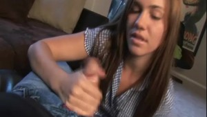 Hand Job Jane - Sologirlcontent
