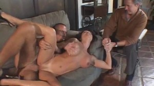 Horny Housewife Gets Screwed
