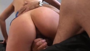 Tight pussy taking a massive cock - Chain Reaction