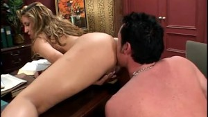 Hot latina is asking for a raise - Dane