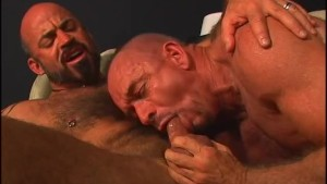 Two navy bears have a rough fuck on the couch- Pacific Sun Entertainment