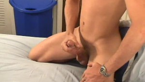 Michael got horny after what he saw at the beach- Slippery Palm Productions