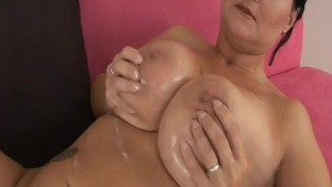 hot creme on big naturals