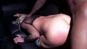 Leya Falcon hardcore anal scene
