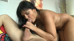Jasmine Black gets her big tits fucked by a big cock