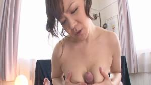 POV blowjob with sexy big tit Ichika Asagiri