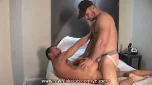 Owen Hawk with Ty