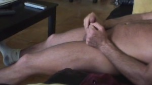 Muscled up and jacking off - Twisty s