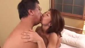 Japanese milf nad her husband1