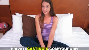 Private Casting X - Good fuck for a Georgia peach