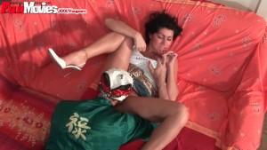 Fun Movies Perky German amateur teen in a threesome