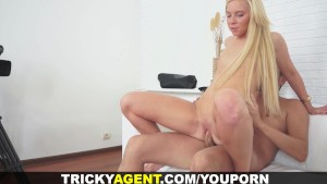 Tricky Agent - Almost like fucking a virgin