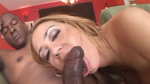 Fucked All Around By Black Cock - Candy Shop