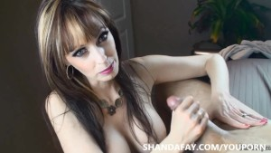 Let Me Take Care of Your Cock! MILF ShandaFay!