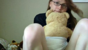StayDiapered: this one, she likes her diapers