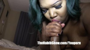 black ghetto hood amateur BBW first time video