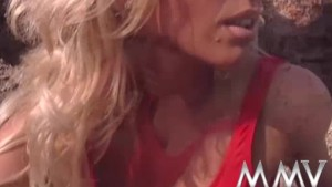 MMV Films Kelly Trump is a baywatch babe