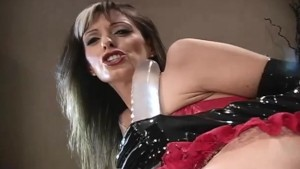Pegged in the Ass With A Double Ended Dildo! Shanda Fay!