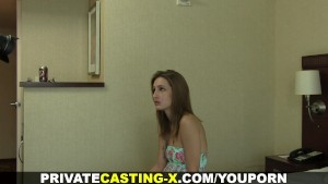 Private Casting X - Exciting fuck with perky cutie