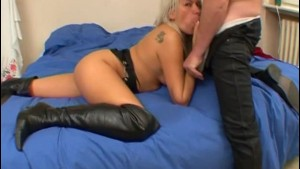 Sandrine fucked by her husband