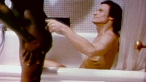 Vintage Shower Sex Scene - WANTED: BILLY THE KIDD (1976)
