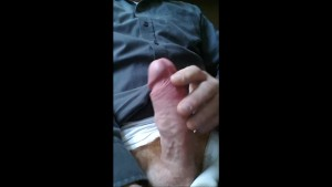 October 15th 2014 - I m aroused, I need to wank, I need to please myself - Ich bin erregt, ich muss mich befriedigen
