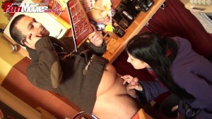 FUN MOVIES Amateur Breakfast Blowjob