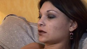 Brown Haired Babe Get s Fucked In Bed- Java Productions