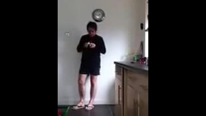 Sneezing Ian s Sneezing and Flip Flops Fetish Video (17)