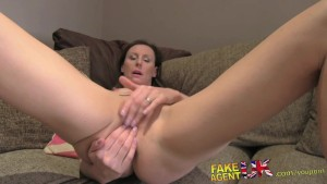 FakeAgentUK Cheating MILF shows amazing fucking skills