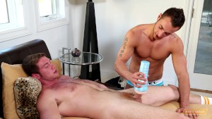 NextDoorWorld Ryan Knightly Receives BIG PACKAGE