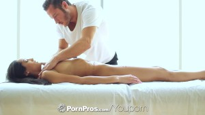 PornPros - Exotic sweetheart Chloe Amour gets massaged and fucked