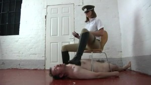 riding mistresses punish man