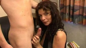 Brunette MILF From The Netherlands Rough Sex