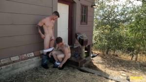 NextDoorBuddies Hot Threesome In THE REUNION