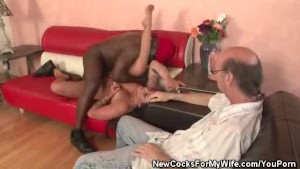 Wifey Nikita Denise Fucked By A Black Stud