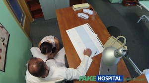 FakeHospital Russian chick gives doctor a sexual favour