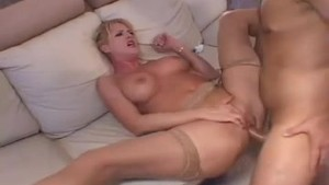NastyPlace.org - Dirty talking mom loves young cock