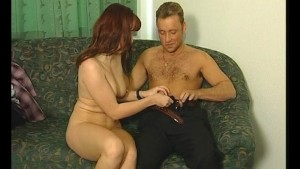 Red-Headed Handjob - Julia Reaves
